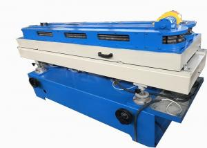 Buy cheap 9-16mm pvc high speed single wall corrugated pipe machine line with iron wire product
