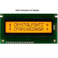 Buy cheap LCM Character 16x2 LCD Display Module  Watch Tablet PC Radio Camera from wholesalers
