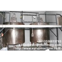Buy cheap Glucose syrup production process/ glucose syrup production from starch cost from wholesalers