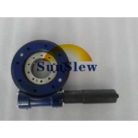 Buy cheap 7 inch solar tracker slewing drive from wholesalers