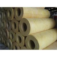 Buy cheap Mineral wool pipe from wholesalers