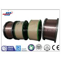 Buy cheap High Carbon Copper Coated Steel Wire For Brush / Rubber Tube , 0.78-1.65 Wire Gauge from wholesalers