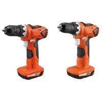 Buy cheap Small Red Electric Screwdriver 18V cordless Drill , Portable Battery Operated Tools from wholesalers