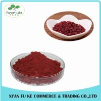 Buy cheap Factory Supply Food Grade High Purity Lovastatin Monacolin K 0.5% - 5% Red Yeast Rice Extract from wholesalers