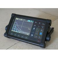Buy cheap TOFD-400 100MHz 0.5~5MHz full wave portable Ultrasonic Flaw Detector from wholesalers