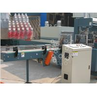 Buy cheap 8 - 20 Bags / Min Bottle Wrapping Machine , Plastic Bottle Packaging  Machine from wholesalers