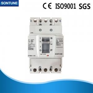 Buy cheap Plastic STMB MCCB Circuit Breaker , Motor Protection Molded Circuit Breaker product