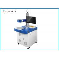 Buy cheap Desktop 20W 0.5mm Depth Co2 Laser Marking Machine System For Animal Tag Nonmetal from wholesalers