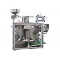 Buy cheap Double Foil Pharmaceutical Blister Packaging Machines Blister Pack Sealing Machine from wholesalers