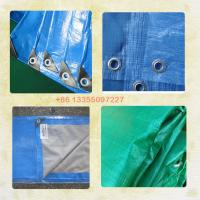 Buy cheap Tarp materials from china pe tarpaulin factory for truck cover in standard size with cheap price from wholesalers