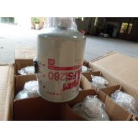 Buy cheap FS1280 Cummins Generator Parts , Fuel Filter from wholesalers