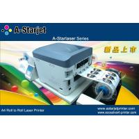 Buy cheap 1200 X 2400 DPI  Roll to Roll Laser Label Printer from wholesalers