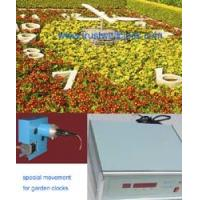 Buy cheap supplier of floral clocks and movement motor mechanism, garden clocks movement motor from wholesalers