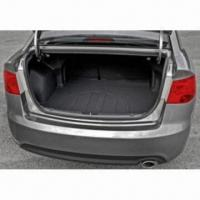 Buy cheap Cargo Trunk Tray Liner for 09 Kia Forte/Cerato Sedan, Made of Flexible TPE, 1 Piece/Set, Black from wholesalers