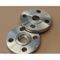 Buy cheap UNS N06059 flange;W.-Nr. 2.4605 flange;alloy 59 flange;flat face flange gasket from wholesalers