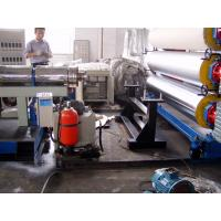 Buy cheap PVC Decorative Board Extrusion Line With Precise Temperature Control System from wholesalers
