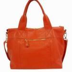 Buy cheap Shoulder Women Handmade Leather Handbags Zipper Sling Bag For Meeting from wholesalers