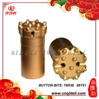 China Button Bit, Top Hammer, Chisel and Cross Bit on sale