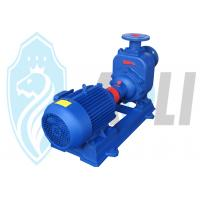 Buy cheap Engine Driven Self Priming Sludge Pump Seawater Dirty Water Transfer Smooth Running from wholesalers