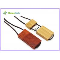 Buy cheap Pendrive wooden usb sticks gift customized 16GB / 32G 2.0 memory u disk product