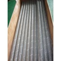 Buy cheap AISI Decorative Welded Stainless Steel Pipe Tubing 304 , 202 , 201 Grade from wholesalers