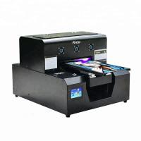 Buy cheap Top selling Sapphire Jet a4 digital flatbed uv printer  Bill Printer, Card Printer, Label Printer, Paper & tube printer from wholesalers