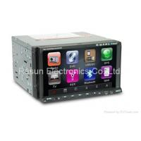 Buy cheap Two-Din Car DVD GPS 7  HD LCD Touch Screen - Bluetooth DVB-T - RDS - iPod - TMC from wholesalers