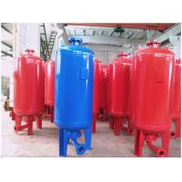Quality Carbon Steel Diaphragm Pressure Tanks For Well Water Systems 1.6MPa Pressure for sale