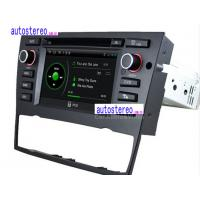 Buy cheap Android 4.0 Car Stereo System BMW Sat Nav DVD for BMW 318i 320i 325i 512MB RAM , 4GB from wholesalers