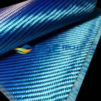 Buy cheap Carbon Kevlar Fiber Hybrid Cloth For Sale from wholesalers