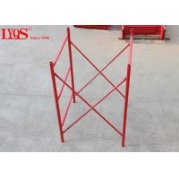 Buy cheap Acrow Shoring Scaffolding Climbing Frame For Slab Formwork , Standard Size from wholesalers