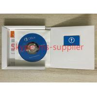 Buy cheap Office 2013 Home And Business Retail , Microsoft Office Professional 2013 Retail Box from wholesalers
