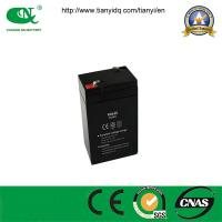 Buy cheap 6V5ah Rechargeable Battery Lead Acid Storage Battery for Consumer Electronics from wholesalers