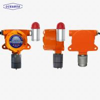Buy cheap OC-F08 Fixed Nitrogen N2 gas detector, test range customized, Audible-visual alarm,Explosion proof design product