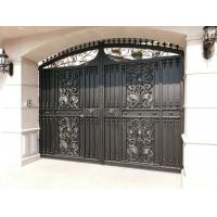 Buy cheap wrought iron driveway gate from wholesalers