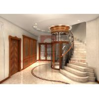 Buy cheap Advanced Machine Room Less High Speed Elevator Portal Frame House Hold Elevator from wholesalers