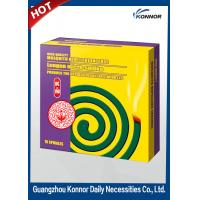 Buy cheap Hotel Smokeless Mosquito Coil , Plant Fiber Mosquito Repellent Coil from wholesalers