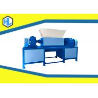 Buy cheap 21 RPM Shaft Speed Hospital Waste Shredder , Medical Waste Disposal Machine from wholesalers