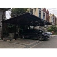 Buy cheap Aluminum Polycarbonate Cantilever Carport Multipe Carports Garage from wholesalers