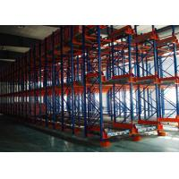 Buy cheap Certificated Cold Storage Electric Automatic Pallet Radio Shuttle Racking Racks Systems from wholesalers