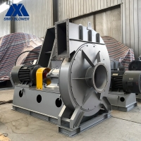 Buy cheap AC Dynamic Balanced Overhang Industrial Centrifugal Fans from wholesalers