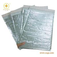 Buy cheap Colorful Aluminum foil Bubble Mailer,Jiffy metallic bubble mailer,shiny metallic bubble mailer from wholesalers