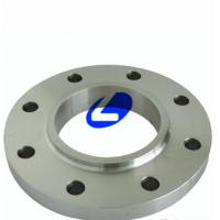 Buy cheap EN1092-1 Titanium flange Type 34 of loose flange for industrial use from wholesalers