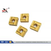 Buy cheap Cemented Carbide Turning Inserts Machining Steel SNMG120408 High Presion from wholesalers