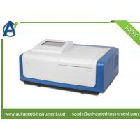 Buy cheap Ultraviolet Visitble UV Vis Spectrophotometer with Mulit Language Interface from wholesalers