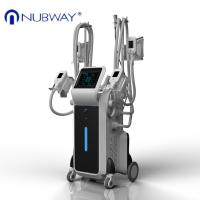 Buy cheap 2018 super product standing cool slimming cellulite reduction cool tech fat freezing slimming criolipolisis machine from wholesalers