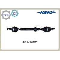 Buy cheap Professional Car Parts Wheel Axle 43410-02630 Corolla ZRE152 Car Front Axle from wholesalers