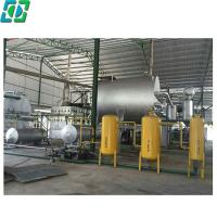 Buy cheap Hotsale DDA Vacuum Distillation Black Waste Used Mobil Car Motor Engine Oil Recycling Machine /Plant /Equipment from wholesalers
