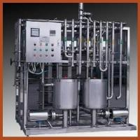 Buy cheap Plate Type Uht Sterilizer for milk ,  fruit juice , alcohol and other liquid from wholesalers