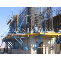 Buy cheap H20 Beam Automatic Climbing Formwork 5.40m Working Height Movable Horizontally product